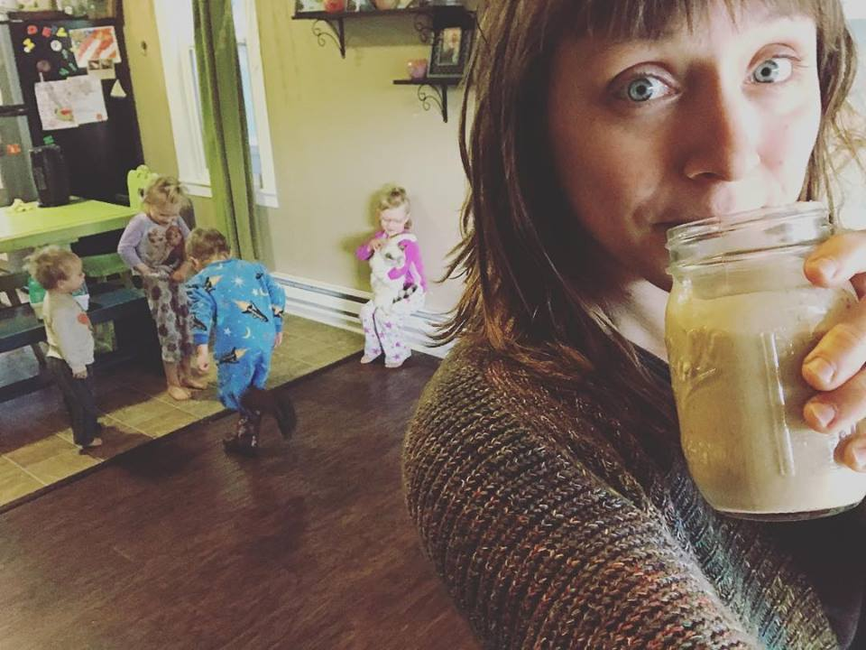 She Ninja Coffee